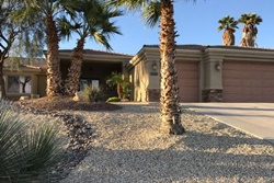 dog friendly vacation, custom home with spacious pool and spa, lake havasu home rental short term rentals