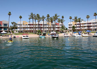 Petfriendly Hotel In Havasu Pet Friendly Lake